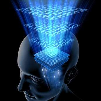 The Brain is Thinking (Processor)